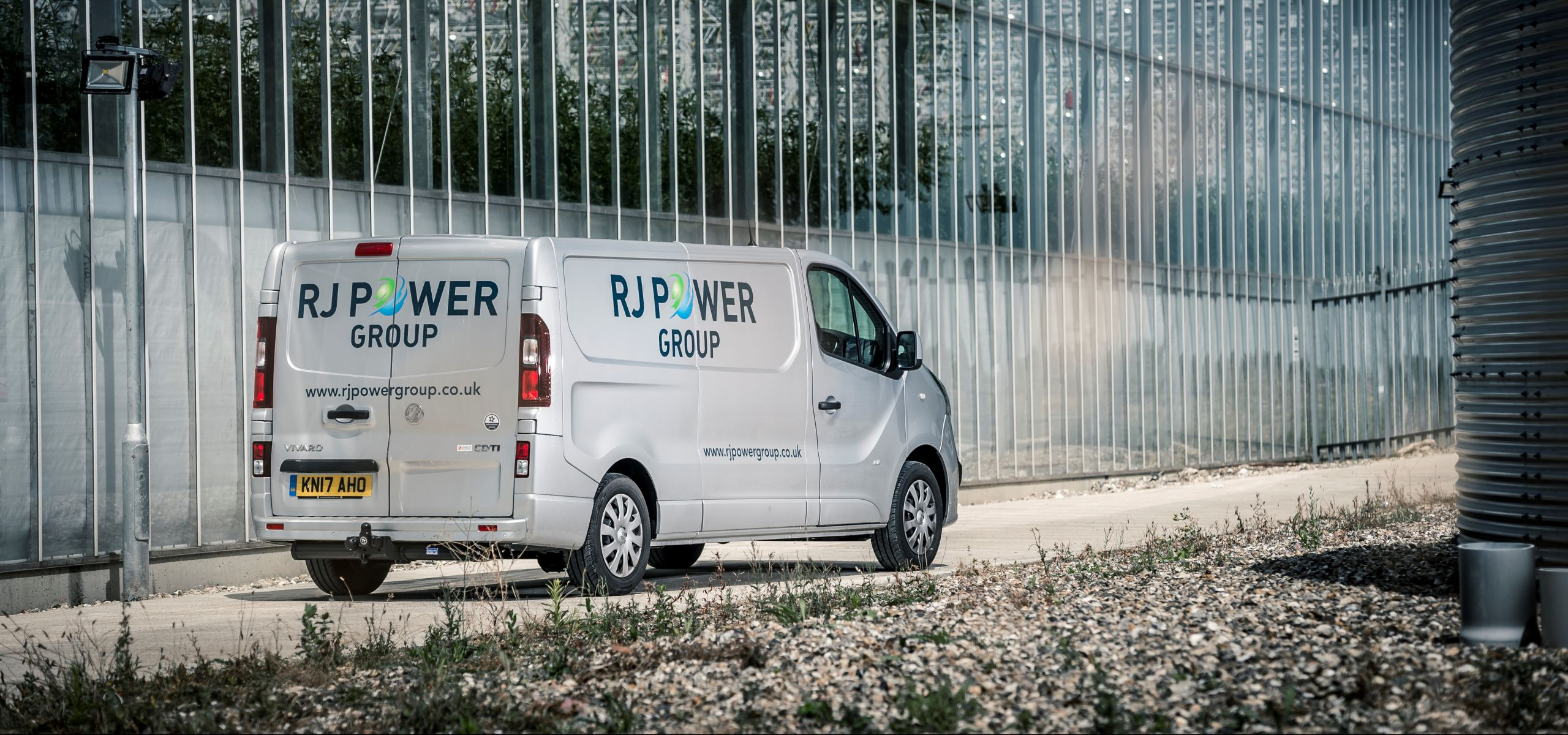 RJ Power Networks Ensuring Driver Safety